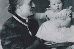 Alice Marie (Inman) Pyne and Roderick